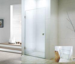 Estilo moderno Sanitária de banho com duche