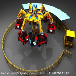 Bonne qualité de l'amusement ride robot marcheur pour un terrain de jeux pour la vente