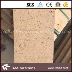 Calcare beige di superficie smerigliatrice natura per i lastricatori delle mattonelle del rivestimento e di pavimento della parete