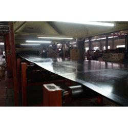 Polyester-Gewebe-Gummiförderband-raue Oberfläche für den Export
