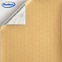 Folie Facings Waterdicht Aluminium folie isolatie Alu folie gelamineerd PP Niet-geweven