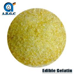 Het Gebruik van Additieven voor levensmiddelen in Poeder CAS 9000-70-8 van de Gelatine van de Cake of van het Sap het Eetbare