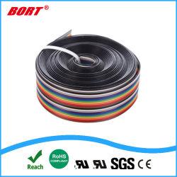 Eclairage décoratif tissu câble RVB de câble tressé Le fil électrique
