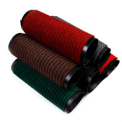 PVC バック加工、滑り止め洗浄可能キッチンフロアマット