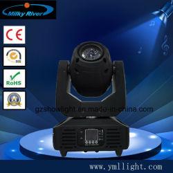Discothèque de l'éclairage Compact 1R 120W Déplacement du faisceau du phare