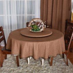 Imperméable et Oilproof toile cirée Linge de table nappe en tissu tissu de polyester