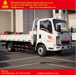 Il camion del carico di Sinotruk HOWO 4X2 6X4 8X4/Van Truck/6 Wheels/10 Wheels/12 spinge il camion da vendere con il migliore prezzo