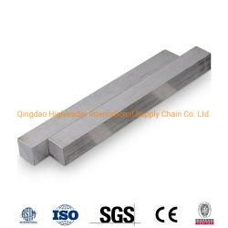 Barra rotonda/piana/quadrata dell'acciaio inossidabile (201, 304, 304L, 316, 316L, 321, 904L, 2205, 310, 310S, 430)