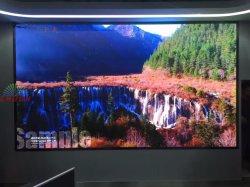 Настенные/STAND/опорной установлены гибкие 4K P1.44мм светодиодный дисплей для установки внутри помещений на стену видео