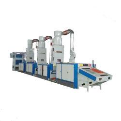 Nueva máquina de reciclaje de residuos textiles y prendas de vestir de residuos de la fibra de algodón tejido de algodón Textil máquina de reciclaje de residuos