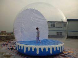 Globo de Nieve inflable Navidad Decoración de vacaciones