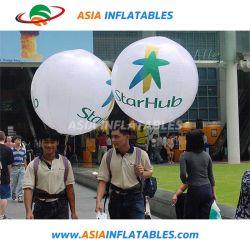 広告の気球は移動の LED の照明の装飾を動かす