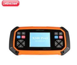 Obdstar X300 PRO3 Schlüsselvolles Immobiliser+Odometer Adjustment+Eeprom/Pic+Obdii+Epb+Oil/Service Reset+Battery Vorlagenc$abgleichen