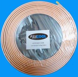 Китай лучших ASTM B280 медной трубки/медных трубопроводов для кондиционера воздуха и холодильник приложения