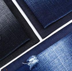 Prix de gros plaine tissé Denim tricot jersey Tissu viscose Spandex