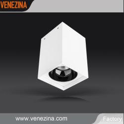 5 ans de garantie monté en surface de conception moderne Indoor Downlight Led Spot Light