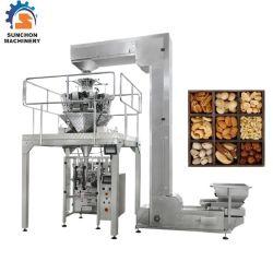 Genaue messende gebratene Erdnüsse/verschiedene Nuts automatische völlig granulierte Verpackungsmaschinen