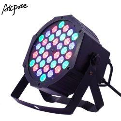 36X3w RGB LED PAR лампа освещения этап