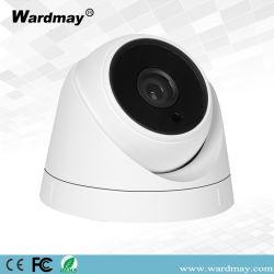Caméra IP 3.0MP de sécurité intérieure de la maison de Vidéosurveillance Caméra IP Onvif dôme en plastique