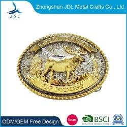 個人化された中国の卸し売り方法カスタム金属のロゴ3Dの軍隊の人ペット軍の真鍮のハードウェアカム衣装袋の金のプラスチック記念品のリングPinの靴のベルトの留め金