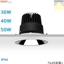 強力なLEDの穂軸LED 30With40With50Wの使用できる照明商業LED Downlight