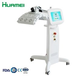 鉱泉のクリニックの病院の皮の処置PDT LED軽い療法機械