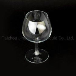 Transparent en acrylique Anti-Falling tasse à vin rouge