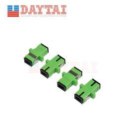 Sm Sx оптическим оптоволоконным Sc/APC-SC/APC адаптер двойной односторонней печати
