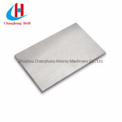 Une performance supérieure de la plaque de carbure de tungstène carbure cimenté Conseil