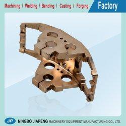 OEM Frame van de Sonde van het Messing, CNC van de Verwerking van het Metaal van de Douane Vervaardiging/Precisie/Machine/de Machinaal bewerkte/Mechanische/Dienst van de Apparatuur/Producten/de Vervangstukken die van de Component het machinaal bewerken
