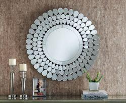 [شنس] بالجملة يزيّن منزل نمط يصمّم بندقيّة مرآة فنّ جدار مرآة