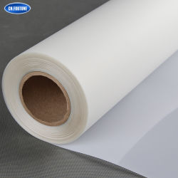 O PVC com luz brilhante Sticke Eco-Solvent