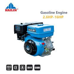 7HP портативные бензиновые двигатели четырехтактный двигатель Ohv бензиновый двигатель