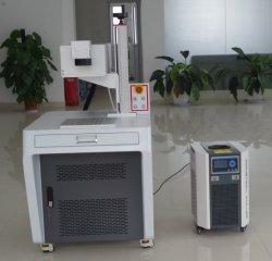 デスクトップの紫外線ファイバーレーザーのマーキング機械価格3W 50W 10W 15W