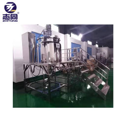 500L反作用アジテータミキサーのやかん混合タンク混合機械ミキサー機械混合タンク