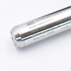 IP68 4~20mA/0-10V/0-5Vの液浸の浸水許容の流体静力学の地下水水平なセンサー