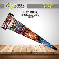 "Gfar007 2 Brilhante"" Cromada Consumidor foguetes 1.3G Un0335 com alta qualidade"