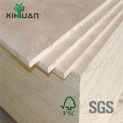 Comercio al por mayor de Álamo Core/pino/Brich/Comercial de madera contrachapada muebles de madera