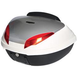 Универсальный 52L мотоцикл задние окна скутере замок багажного отделения для хранения перевозчиком в верхней части корпуса