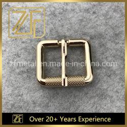 Boucle de ceinture en métal de la mode personnalisé pour les chaussures et sacs à main/Vêtements