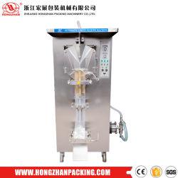 De semi Vloeibare Machine van de Verpakking van het Sachet voor PE en van de Aluminiumfolie het Pakket van Fil