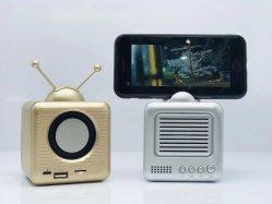 Um-S117 imprägniern Bluetooth Lautsprecher für Sport-Fahrrad drahtlose Tws Bluetooth Lautsprecher-Höhe mit FM beweglicher Miniradiolautsprecher drahtlosem USB-Lautsprecher