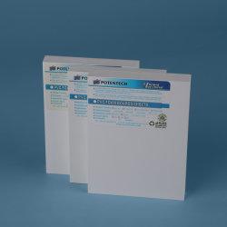 Potentech Tamaño personalizado y 20mm de espesor del panel de espuma ignífuga