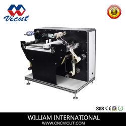 Rollenstempelschneidene Maschinen-Kennsatz-Ausschnitt-Maschinen-Slitter-stempelschneidene Maschinen-lamellenförmig angeordnete Maschinen-aufschlitzende Maschine