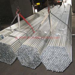 Tubo quadrato galvanizzato tuffato caldo del acciaio al carbonio per costruzione ed il prezzo di fabbrica strutturale dei tubi