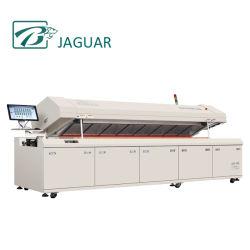 Jaguar four de refusion sans plomb CMS avec LED de ligne de production