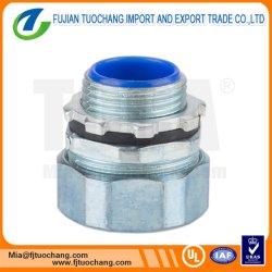 El Zinc conducto flexible conector impermeable líquido recta