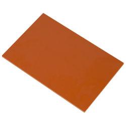 최고 가격 및 질을%s 가진 주황색 색깔 PVC 단단한 장