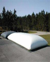 군을%s 플라스틱 유연한 PVC 물 탱크는 사용했다