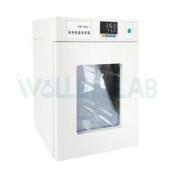 Laboratorio eléctrico térmico de acero inoxidable a temperatura constante de la cultura incubadora